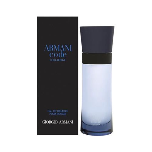 armani code colonia 75ml