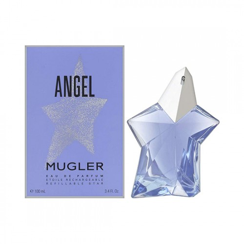 Angel Mugler Etoile Rechargeable Refillable Star EDP For Her 100mL