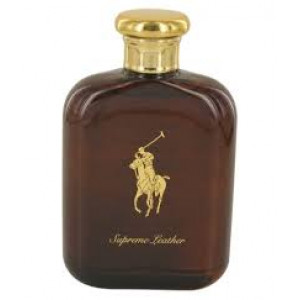Ralph Lauren Polo Supreme Leather EDP for him 125ml Tester