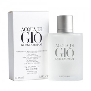 Acqua Di Gio by Giorgio Armani for him 100ml Tester