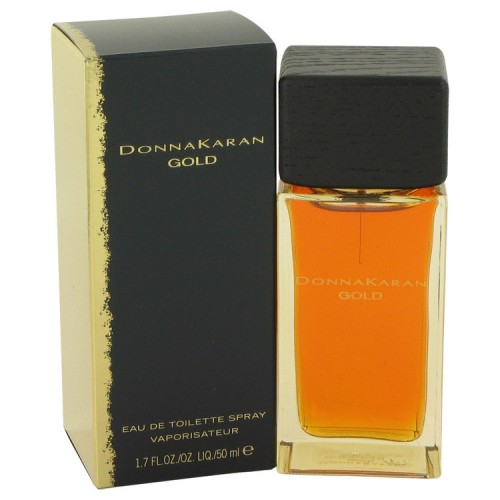 Donna Karan DKNY  Cashmere Gold Mist Black Woman Perfume EDT For Her