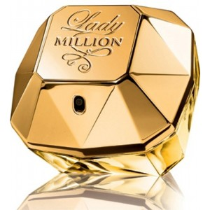 Paco Rabanne Lady Million EDP for her 2.7oz Tester