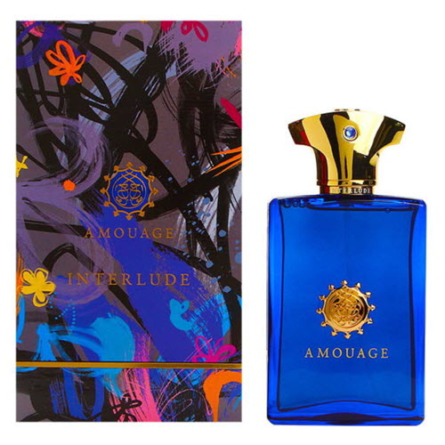 Amouage Interlude Eau De Parfum for Him 100ml