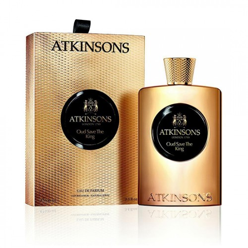 Atkinsons Oud Save the King EDP For Men 100mL
