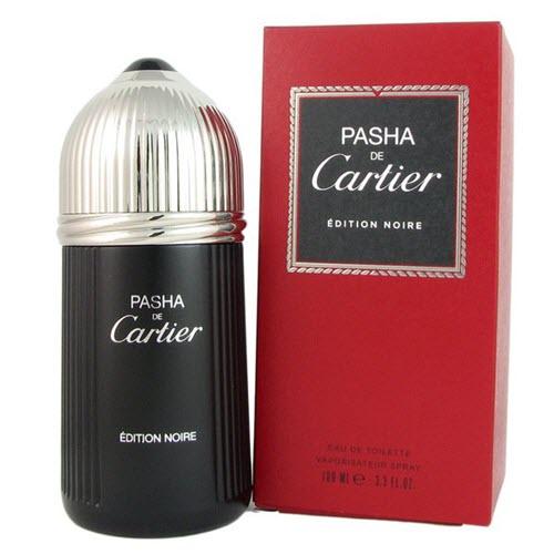 Cartier Pasha De Cartier Edition Noire Eau De Toilette for him 100ml