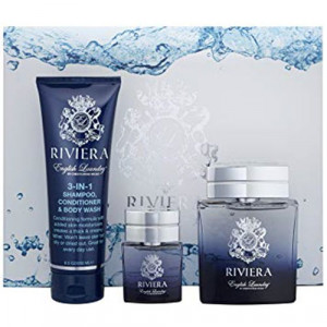 English Laundry Riviera 3 piece Gift Set For Him100mL