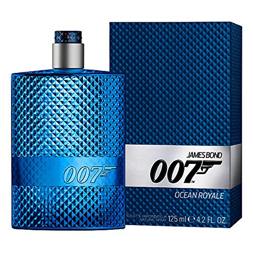 James Bond 007 Ocean Royale by Eon Productions EDT for Him 75mL