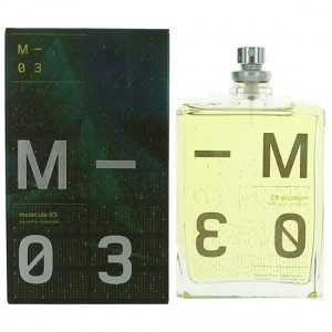Escentric Molecules Molecule 03 For Unisex 100mL