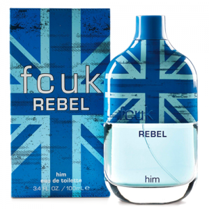 French Connection Fcuk Rebel EDT for him 100ml