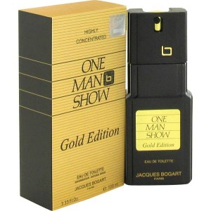 One Man Show Gold Edition by Jacques Bogart Eau De Toilette for Him 100ml