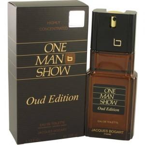 One Man Show Oud Edition by Jacques Bogart Eau De Toilette for Him 100ml