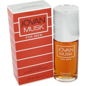 Jovan Musk for him Cologne Spray 88ml