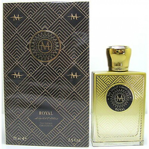 Moresque Royal The secret Collection limited Edition EDP For Unisex 75 ml