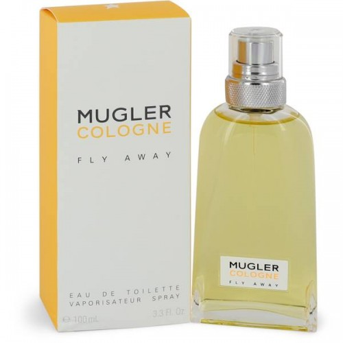 Thierry Mugler Cologne Fly Away EDT For Unisex 100mL
