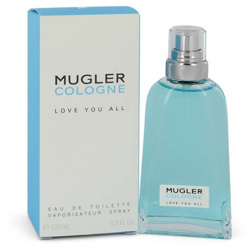 Thierry Mugler Cologne Love You All EDT For Unisex 100mL