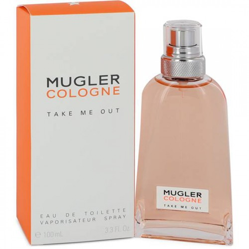 Thierry Mugler Cologne Take Me Out EDT For Unisex 100mL