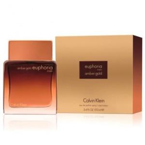 Calvin Klein Euphoria Amber Gold EDP for Her 100ml