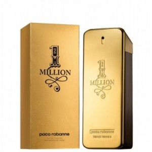 Paco Rabanne 1 Million Eau De Toilette for him 100ml