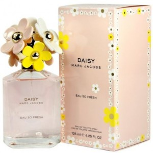 Marc Jacobs Fragrance Daisy Eau So Fresh Eau De Toilette for her 125ml