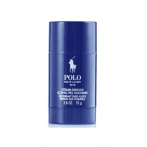 Ralph Lauren Polo Blue Deodorant Stick for him 2.6oz
