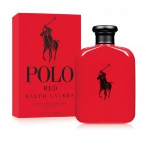 Ralph Lauren Polo Red EDT for him 125ml