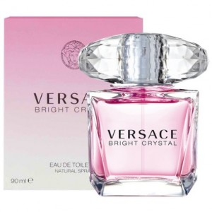 Versace Bright Crystal EDT For Her 90ml