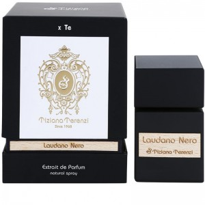 Tiziana Terenzi Laudano Nero Extrait de Parfum for him and her 100mL