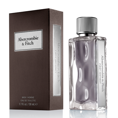 Abercrombie & Fitch First Instinct Eau De Toilette for Him 100ml