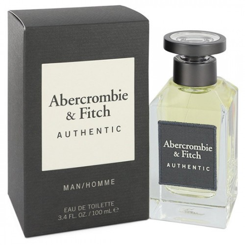 Abercrombie & Fitch Authentic EDT for Him 100ml