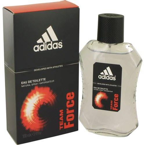 Adidas Team Force Eau De Toilette Natural Spray for Him 100mL