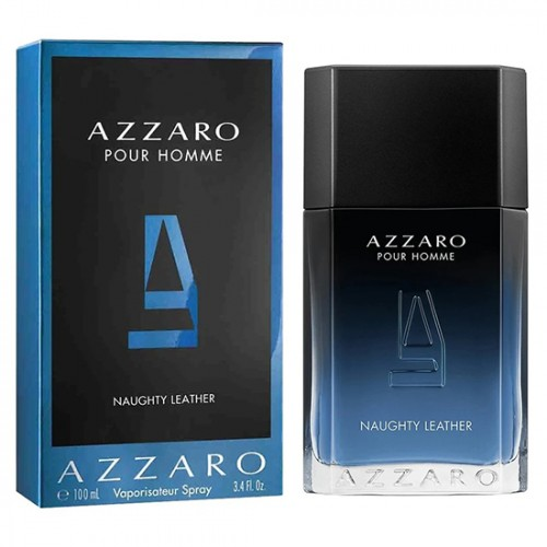 Azzaro Naughty Leather EDT For Him 100mL