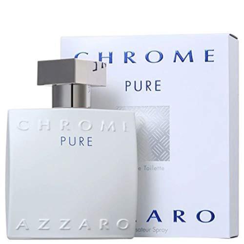 Azzaro Chrome Pure EDT For Men 100mL