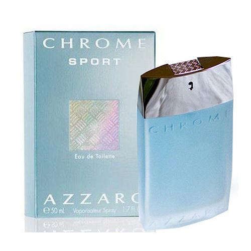 Azzaro Chrome Sport EDT for Him 50mL