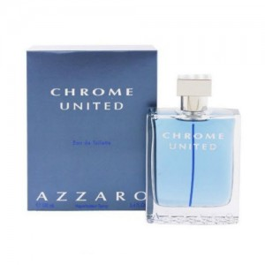 Azzaro Chrome United EDT for Him 100ml
