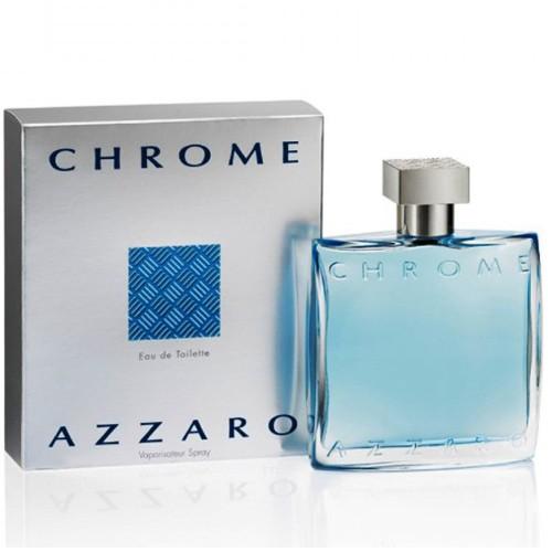 Azzaro Chrome Eau De Toilette for Him 50mL
