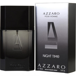 Azzaro Night Time for Him Eau De Toilette 100ml