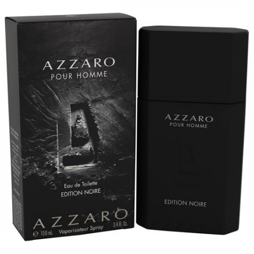 Azzaro Edition Noire EDT For Him 100mL