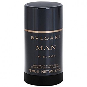 Bvlgari Man in Black Deodorant Stick for him 2.7 oz