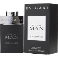 Bvlgari Man Black Cologne EDT for Him 100mL