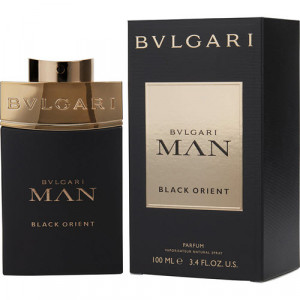 Bvlgari Man Black Orient Eau De Parfum for Him 100ml