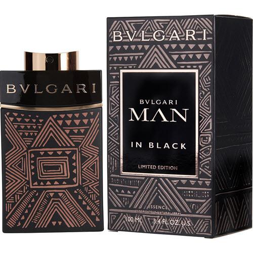 Bvlgari Man in Black Essence EDP for Him 100mL