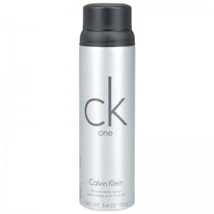 Calvin Klein CK One Body Spray for him 5.4oz