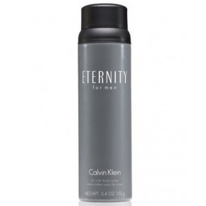 Calvin Klein Eternity Body Spray for him 5.4oz