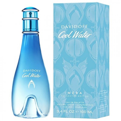 Davidoff Cool Water Mera Collector Edition EDT 100mL