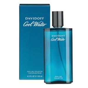 Cool Water Davidoff Eau De Toilette for him 125ml