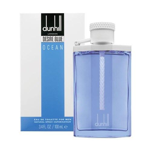 Dunhill Desire Blue Ocean Eau De Toilette for him 100ml