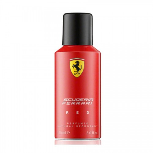 Ferrari Scuderia Red by Ferrari Body Spray for him 150ml