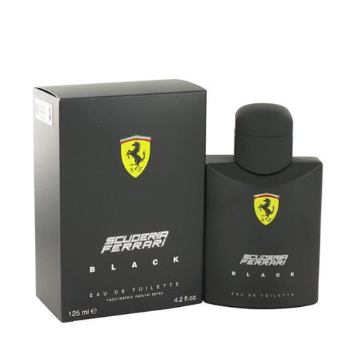 Ferrari Black Ferrari EDT for him 125ml