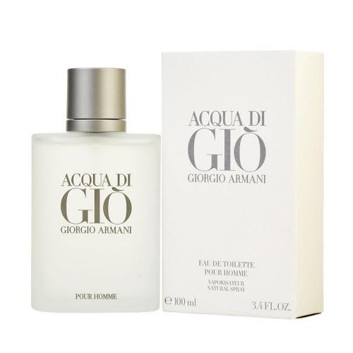 Acqua Di Gio by Giorgio Armani Eau De Toilette for him 100ml