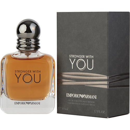 Giorgio Armani Stronger With You EDT for Him 100mL